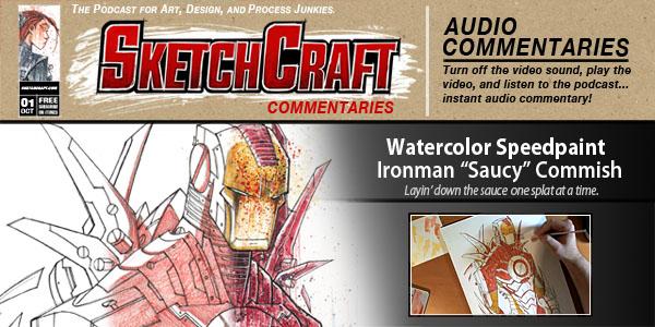 Sketchcraft Commentaries 001 by RobDuenas