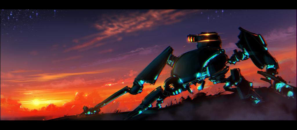 Speedpaint 18 by RobDuenas