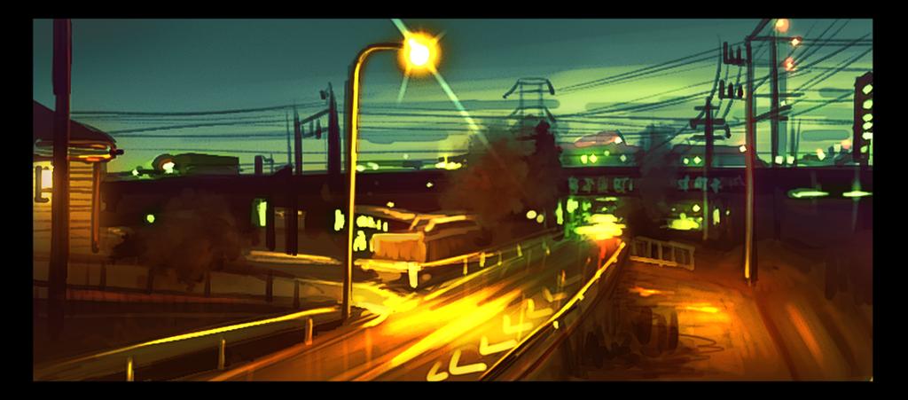 Sketches @ Midnight 013 by RobDuenas