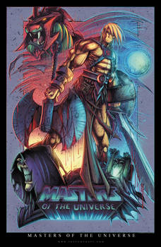 Masters of Universe Color Final