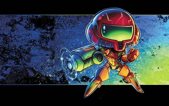 Metroid Chibi