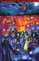 Unused Art: Monstroids 01 pg 17 by RobDuenas