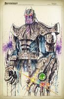 Thanos Saucy