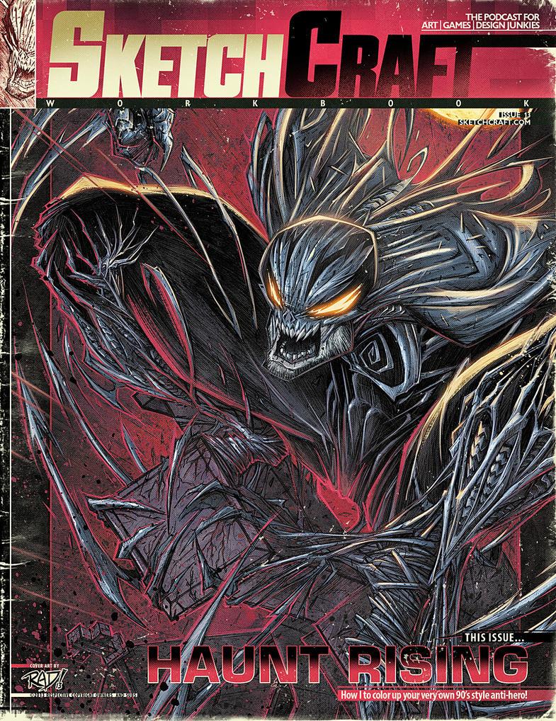 Sketchcraft - Issue 13 by RobDuenas