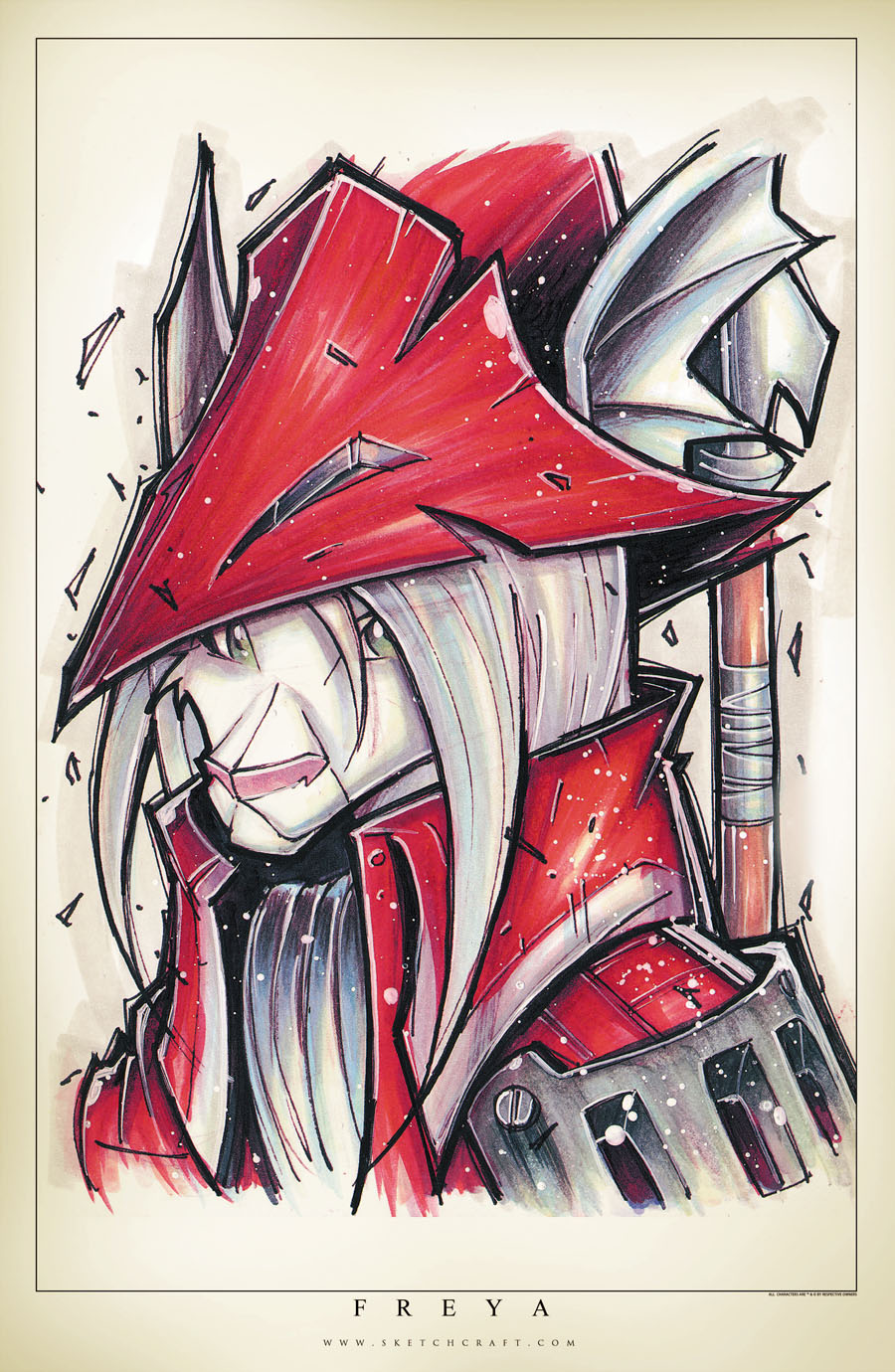 FF9 by RobDuenas