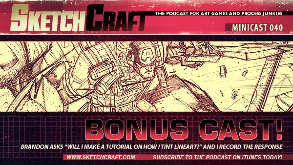 Sketchcraft Minicast  040 by RobDuenas