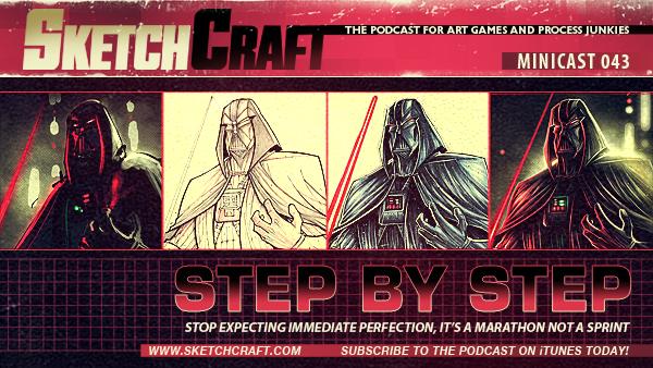Sketchcraft Minicast 043 by RobDuenas