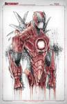 Iron Man Saucy Noir