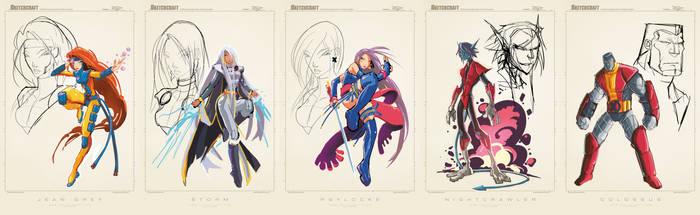 X-Men Dev: Group Ruffy