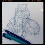 Sketches @ Breakfast 010