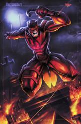 Daredevil by RobDuenas