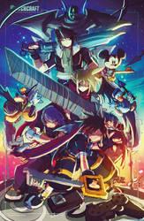 Kingdom Hearts 2 Ruffy by RobDuenas