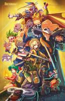 Final Fantasy 6 Ruffy by RobDuenas