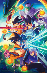 Dragon Ball Z Ruffy