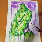 Hulk Saucy