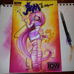 Sketchcover: Jem and The Holograms