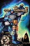 Commission: Dark Knight Returns Copics