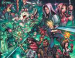 Final Fantasy 7 Tribute