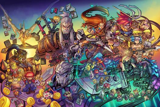Gameinformer Cover Art