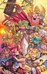 Megavisions Cover 04: Wonderboy Tribute