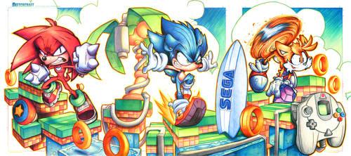 Sonic Beach Commish
