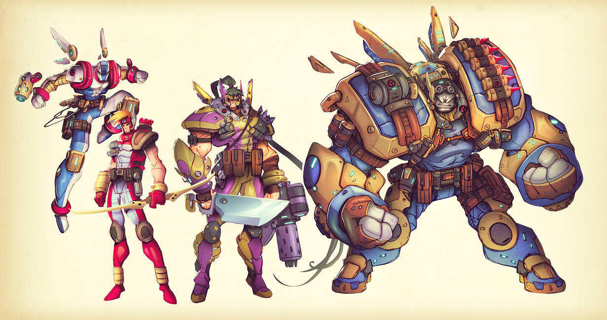 Youngblood Concept v3 by RobDuenas