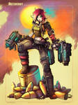 Commish 2020: Borderlands 3 Lilith