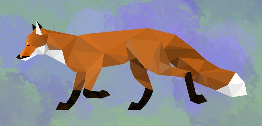 TriFox by seven11ART