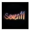Button by seven11ART