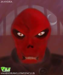 Hydra - Inktober2020 #MABSDRAWLLOWEENCLUB