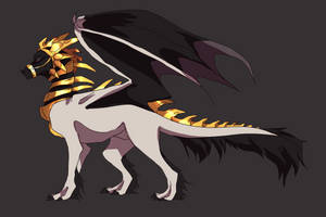 armoured dragon OTA (owned) by cy-krio