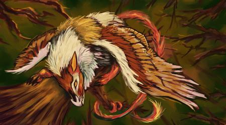 Feathered dragon v2