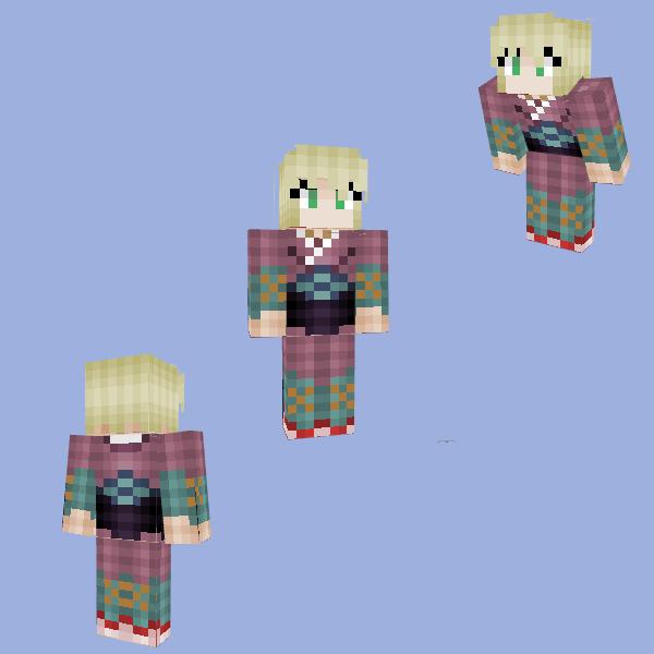 Shiemi Kimono By DaniTKB On DeviantArt