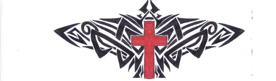 christian tattoo. Christian tattoo by Tribiany on deviantART