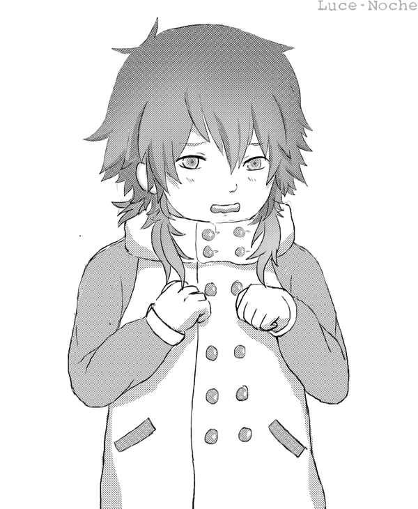 Kid Aoba by LadyofCrepuscule