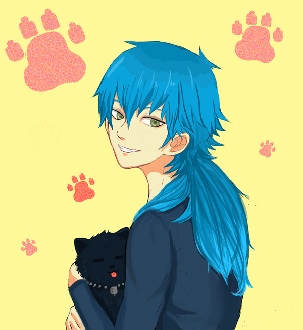 Aoba and Ren by LadyofCrepuscule