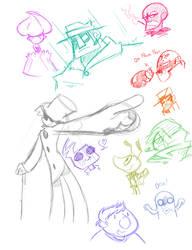 Sketch DumpaRump by Mr-Tea-and-Crumpets