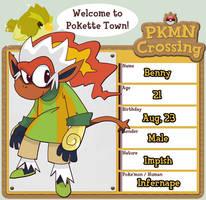 PKMN Crossing - Benny