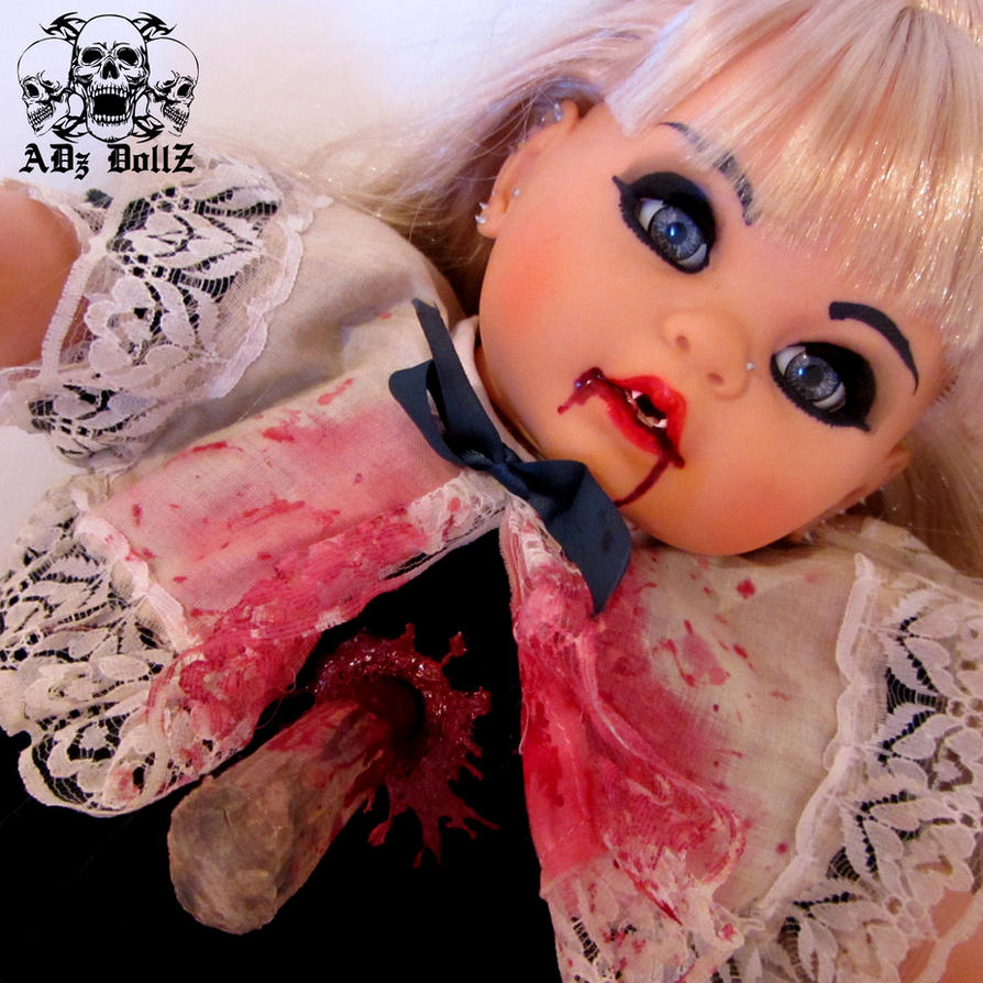 Angella - Custom doll by ADzArt