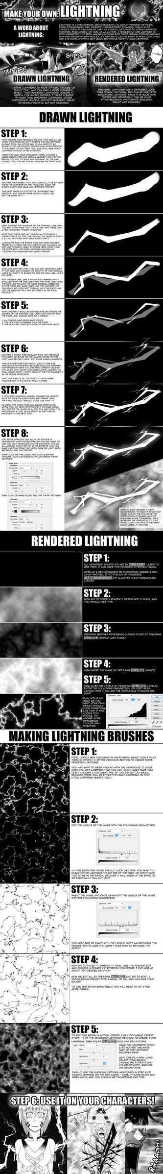 TOW-2: Lightning Tutorial