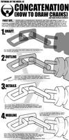 TOW-3 Drawing Chains and Metallics