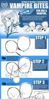 TOW-7+ How to Draw Vampire Bites