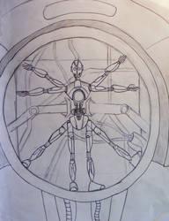 Vetruvian Robot