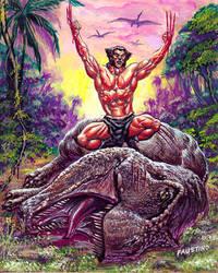 Savageland Wolverine