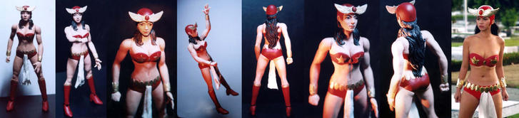 darna customized action figure by humawinghangin