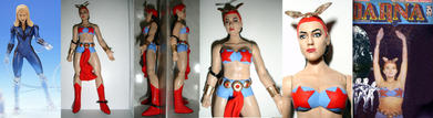another darna custom by humawinghangin