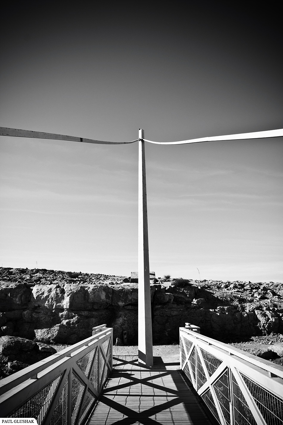 Bridge in Mitzpe Ramon 2 by PaulEnsane