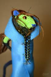 Cerys the green lady by Afuze