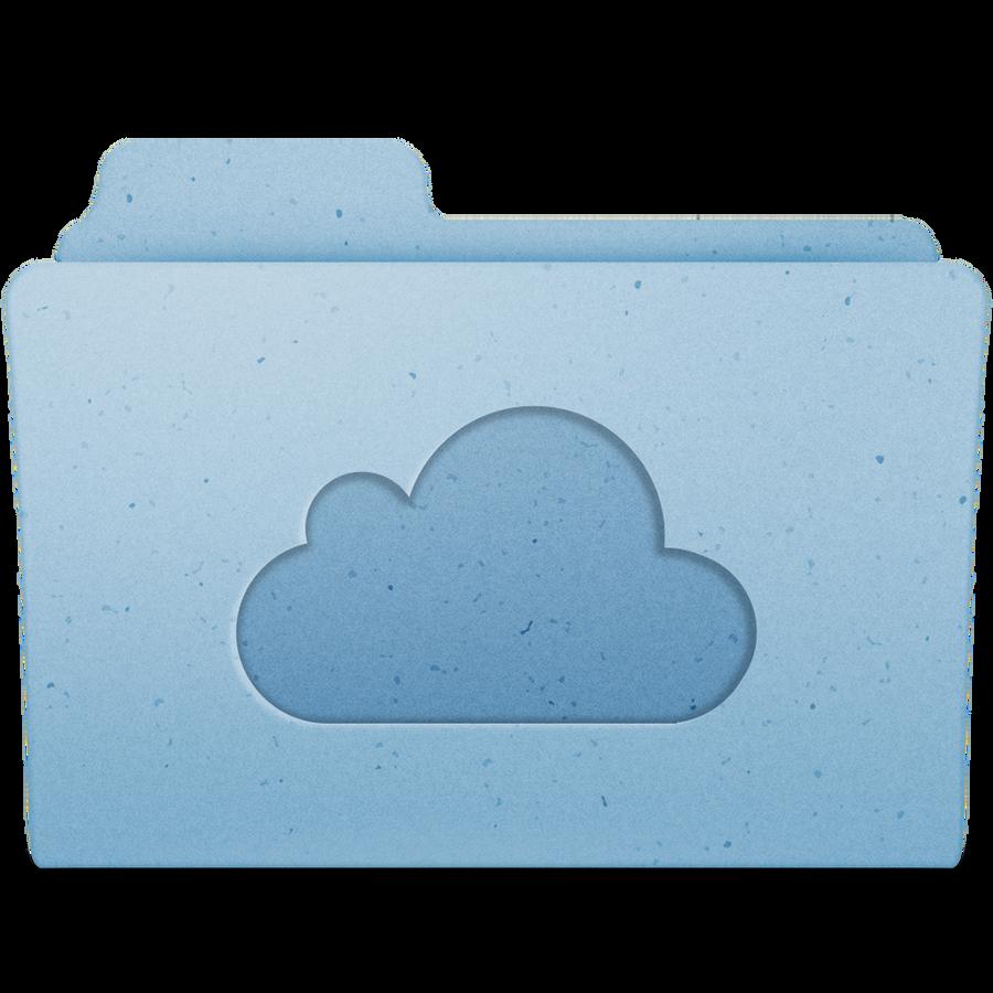 iCloud Folder by IanBauters