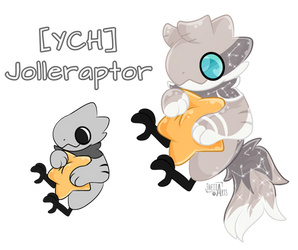 [CLOSED] Jolleraptor Star Cushion Ych